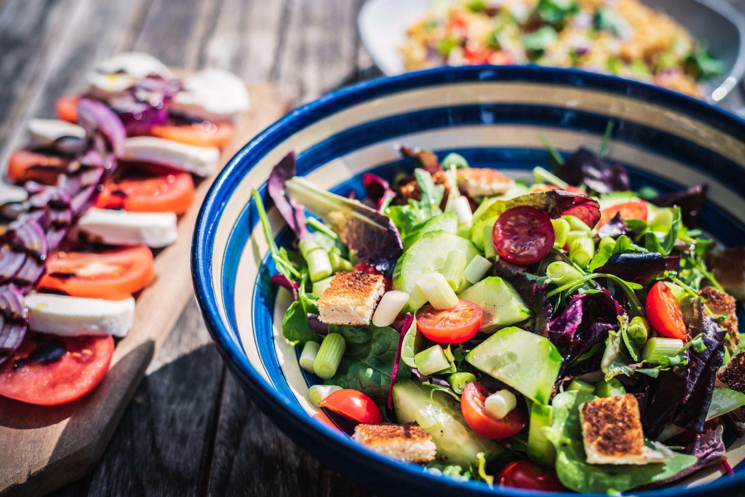 Dieta w łuszczycy - zasady i przykładowy jadłospis